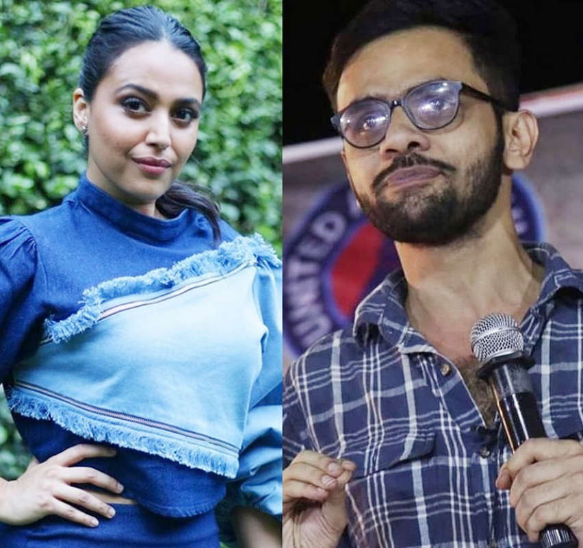 Swara Bhasker faces backlash after condemning former JNU student Umar Khalid's arrest