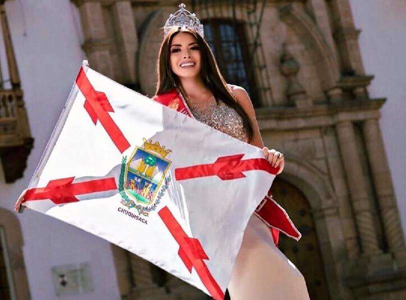 Valentina Pérez Medina to represent Bolivia at Miss Earth 2020