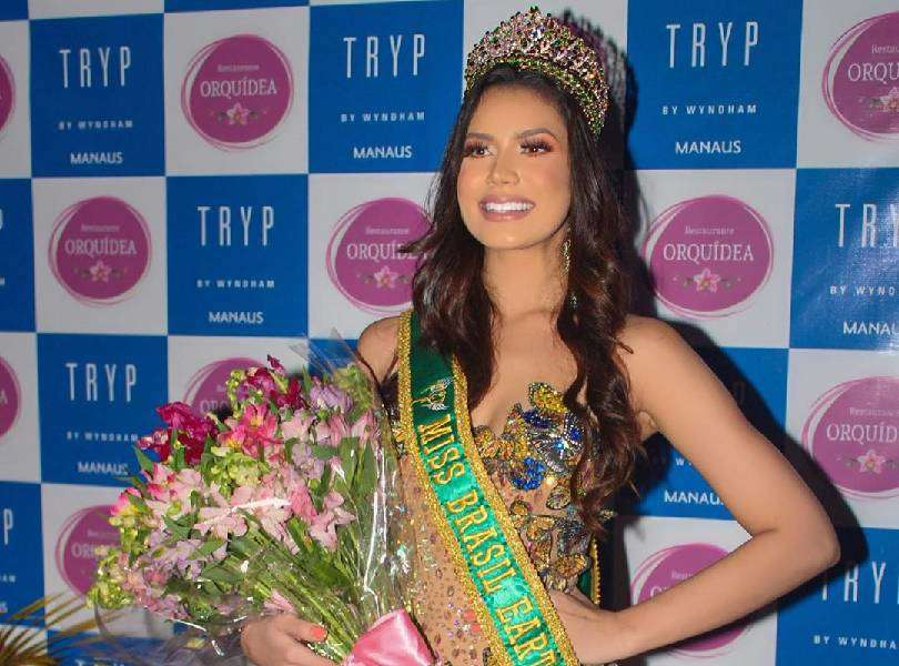 Thaís Bergamini to represent Brazil at Miss Earth 2020
