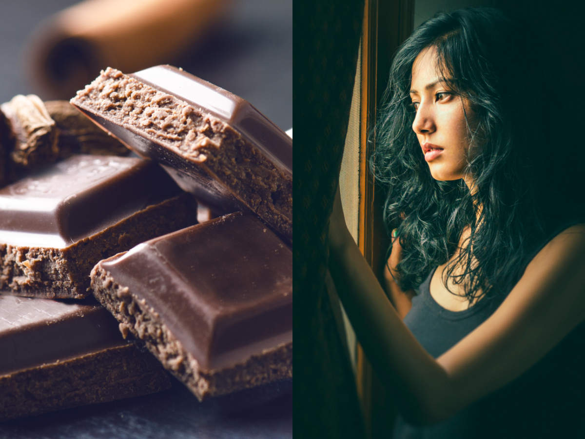 6 foods that add to your stress levels and its healthy swaps  | The Times of India