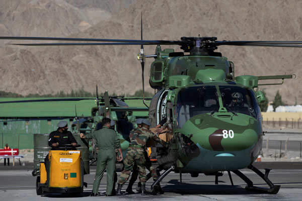 India-China faceoff: Army prepares for long winter in Ladakh