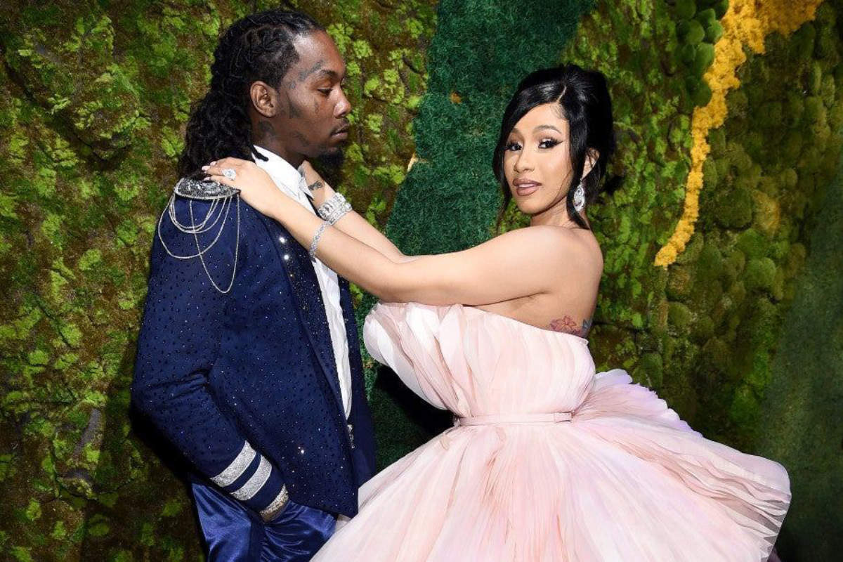 Cardi B calls it quits with husband Offset after three years of being married; files for divorce