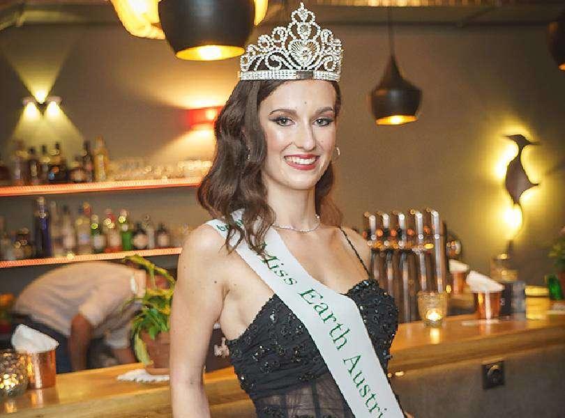 Nadine Pfaffeneder to represent Austria at Miss Earth 2020