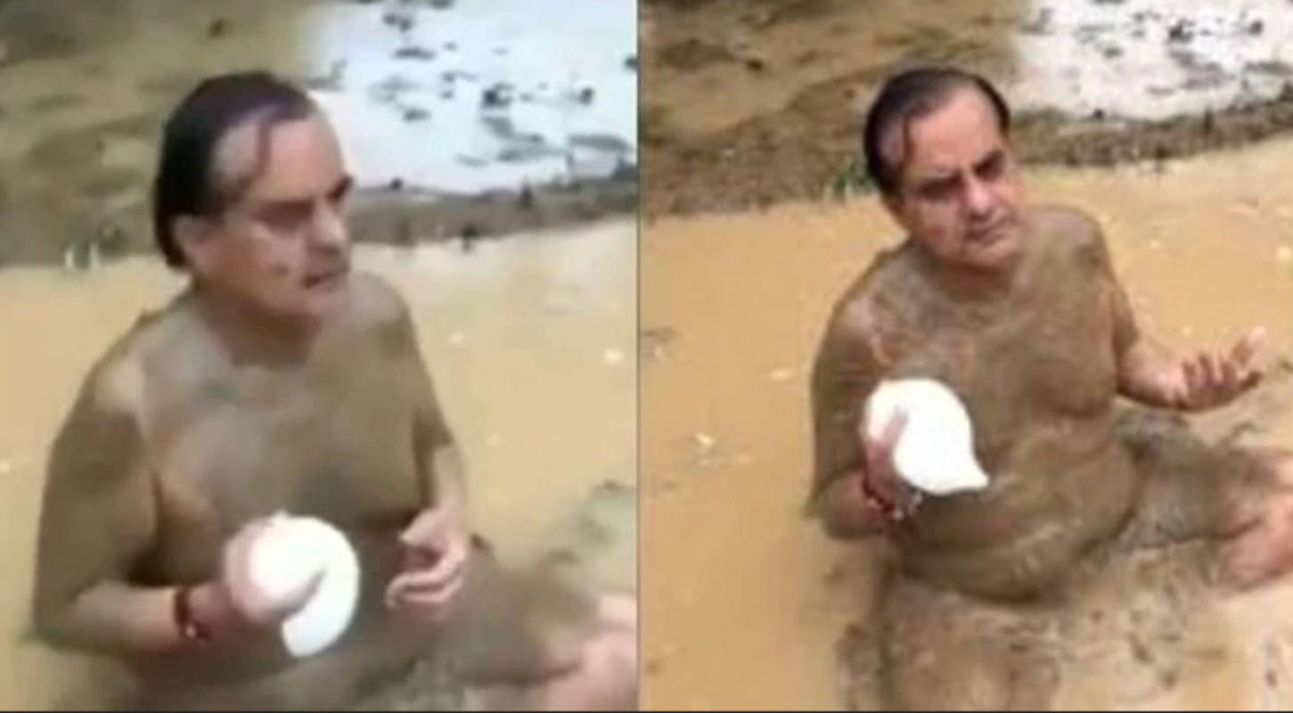 After papad, another BJP MP, who prescribed mud pack to boost immunity against COVID-19 tests positive