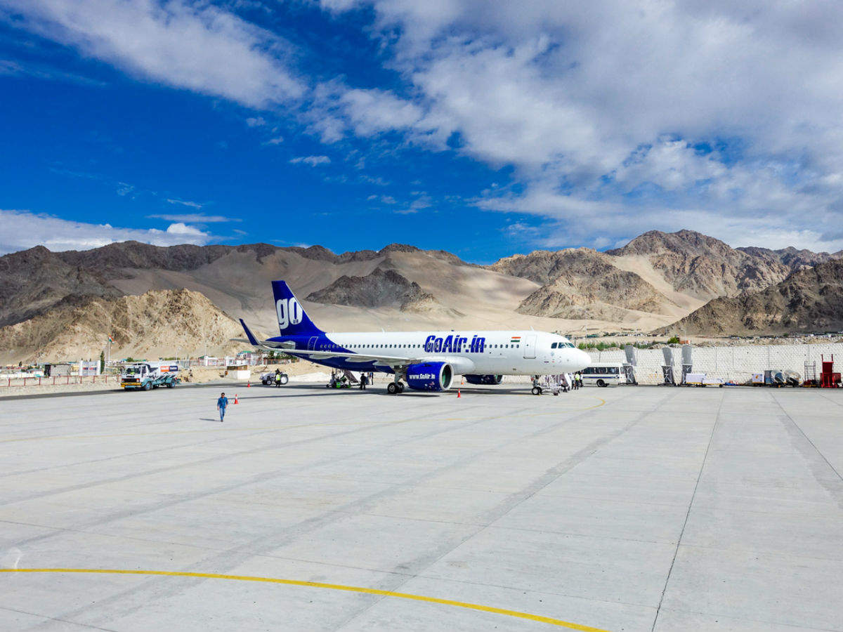 Leh airport to expand into a world-class facility