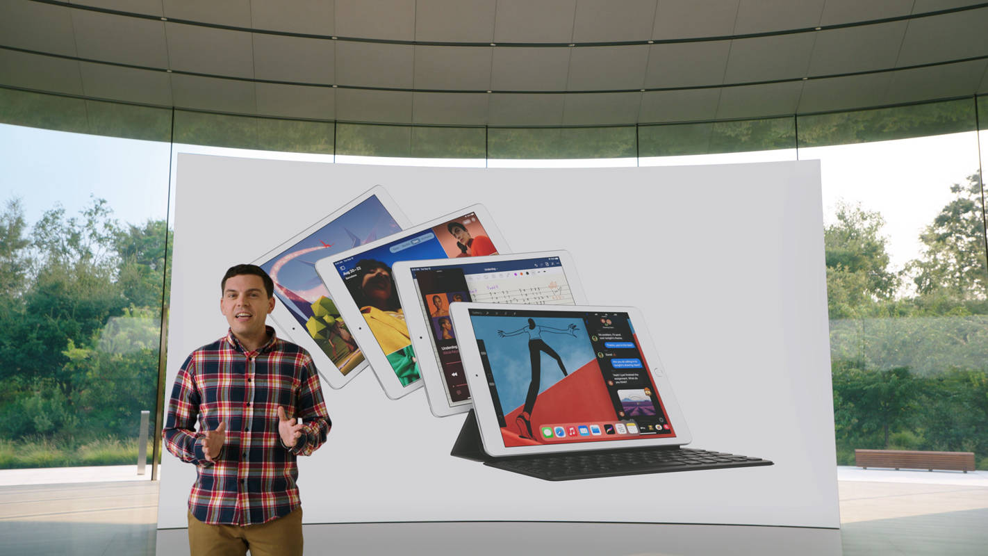 Apple launches iPad Air, Watch Series 6 and Watch SE