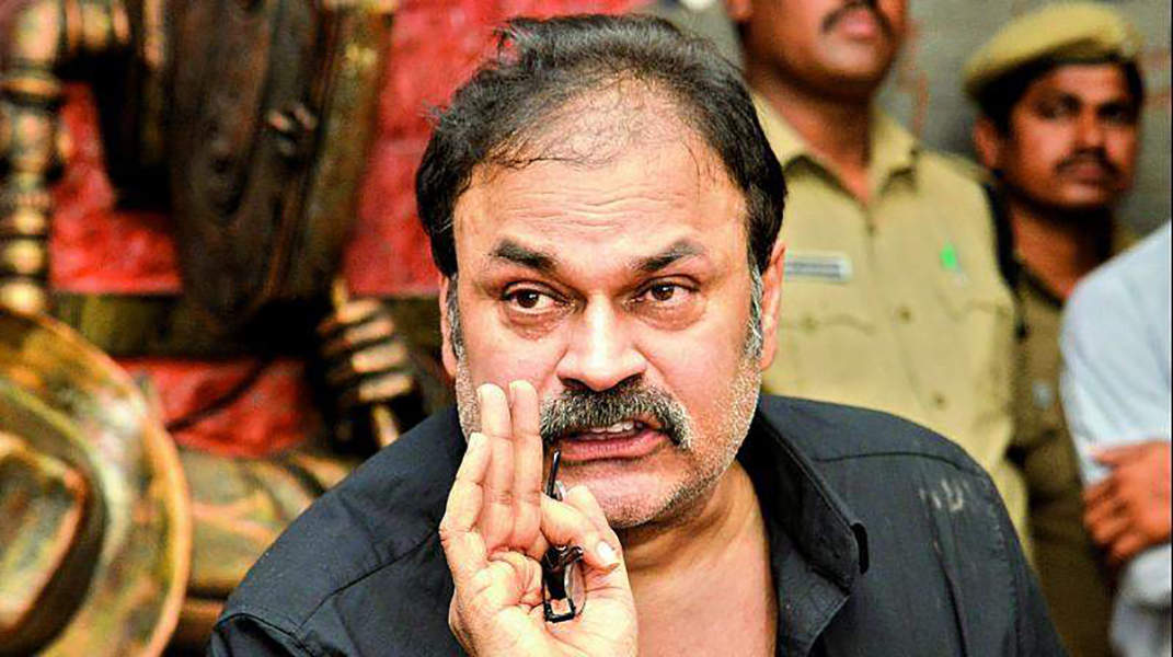 Naga Babu Konidela tests positive for coronavirus