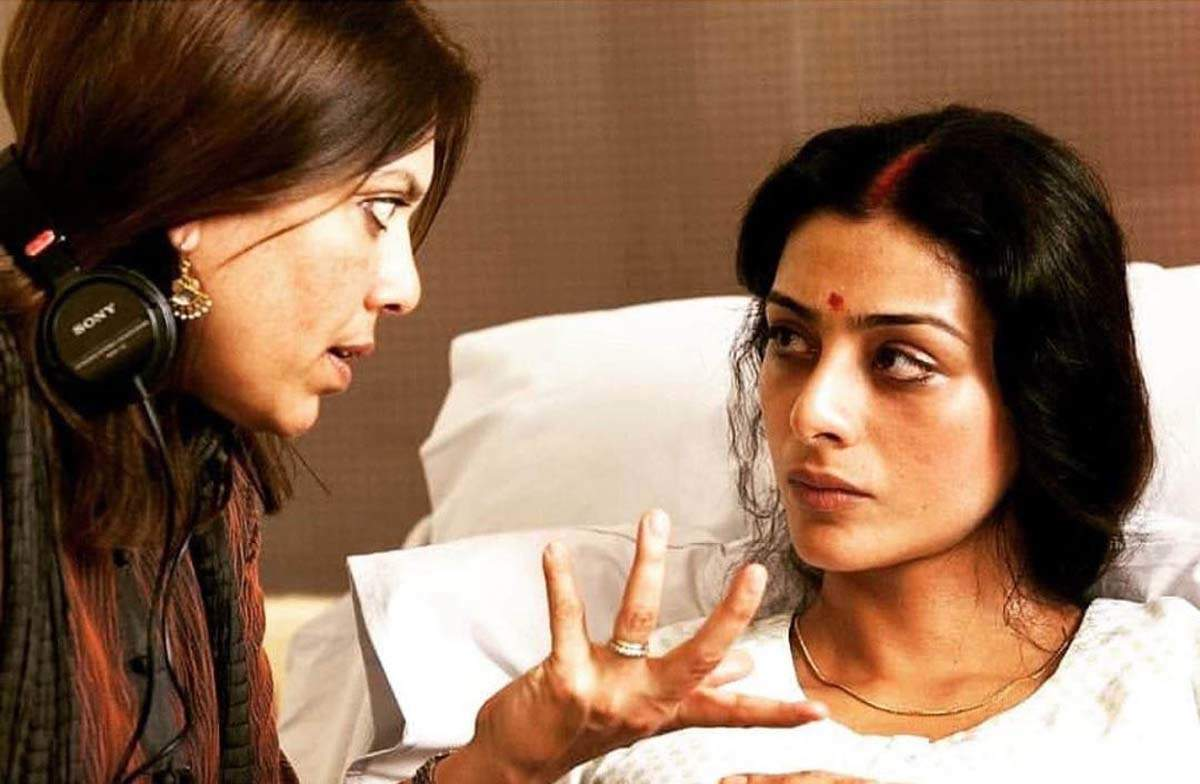 Tabu presents Mira Nair with prestigious TIFF Tribute award