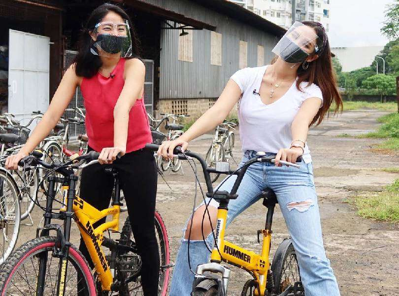 Catriona Gray extends her support to 'Donate A Bike. Save A Job' initiative