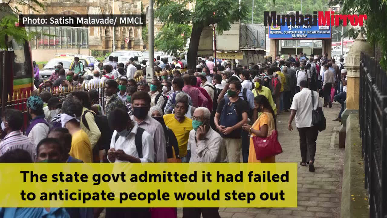 Unlocking Chaos: Maharashtra Government admits it miscalculated the on-ground impact of Unlock 4