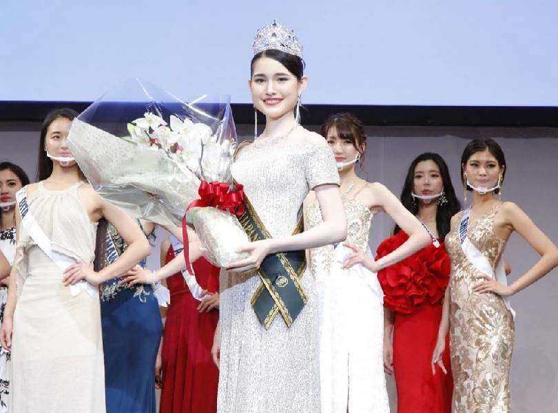 Anna Tode to represent Japan at Miss Earth 2020