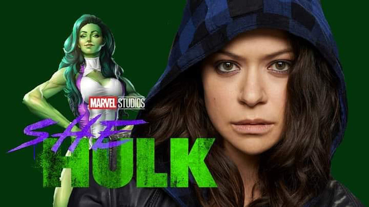 Tatiana Maslany to play She-Hulk in Marvel