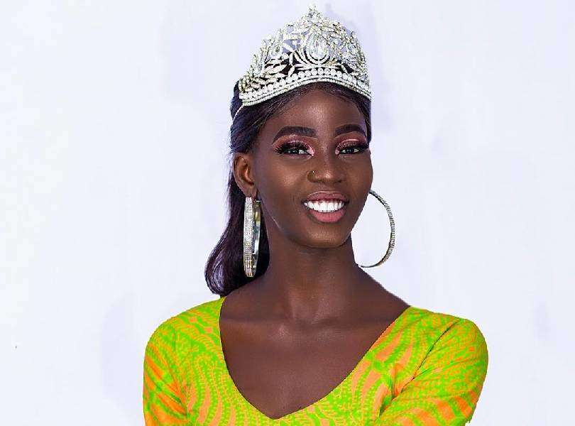 Nadiatejanatu Mansaray to represent Sierra Leone at Miss Earth 2020