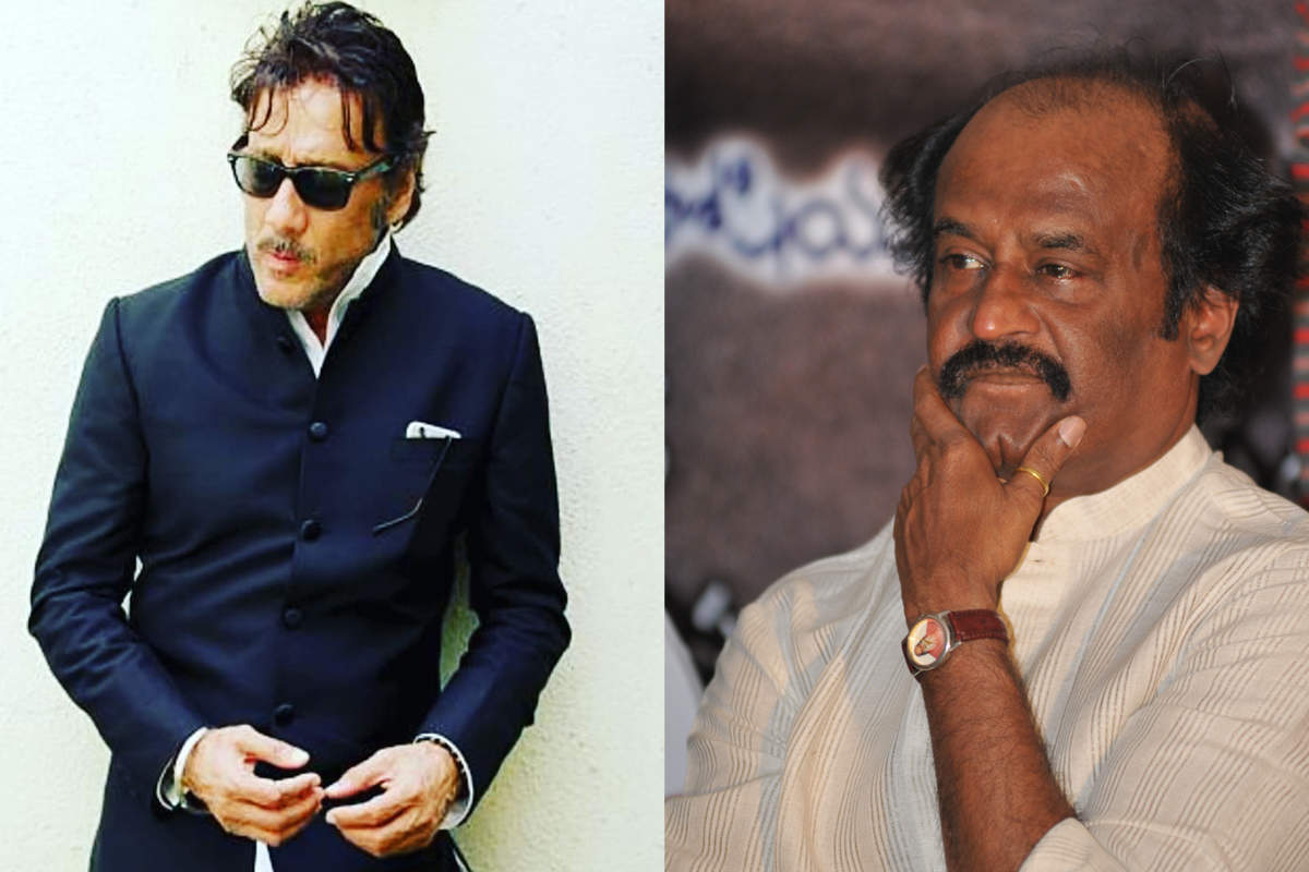 Jackie Shroff and Rajinikanth to reunite after 30 years in action film 'Annaatthe'?