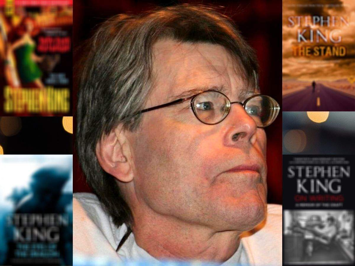 Non-horror books by Stephen King