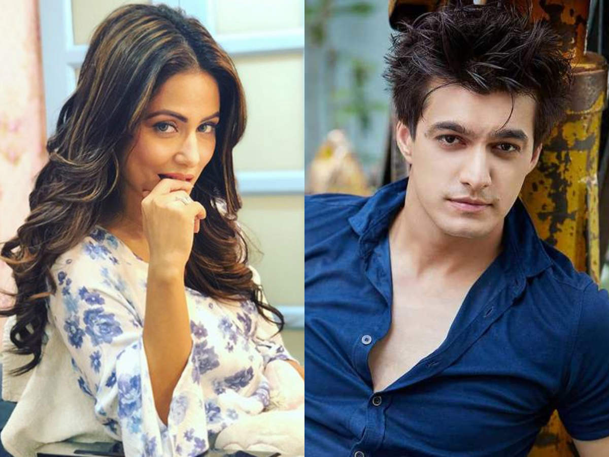 Exclusive Hina Khan Wants To Break The Stereotypes Says Don T Mind Romancing Onscreen Son In Law Mohsin Khan The Times Of India Later, she moved to delhi to for her mba unmarried. exclusive hina khan wants to break