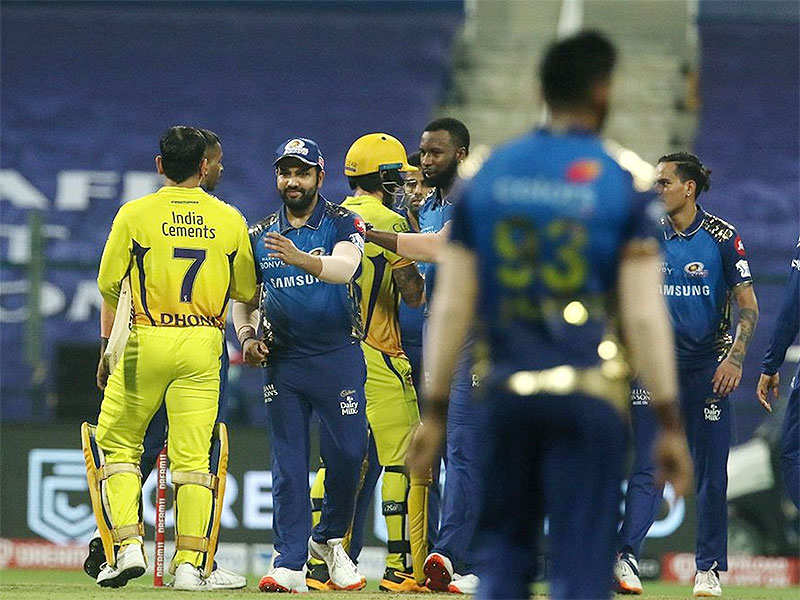 IN PICS: IPL 2020 Match 1: How Chennai Super Kings beat Mumbai Indians