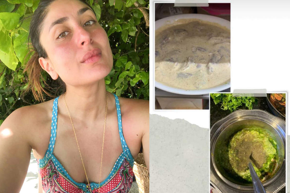 Kareena Kapoor shares a mouth watering photo from her birthday prep