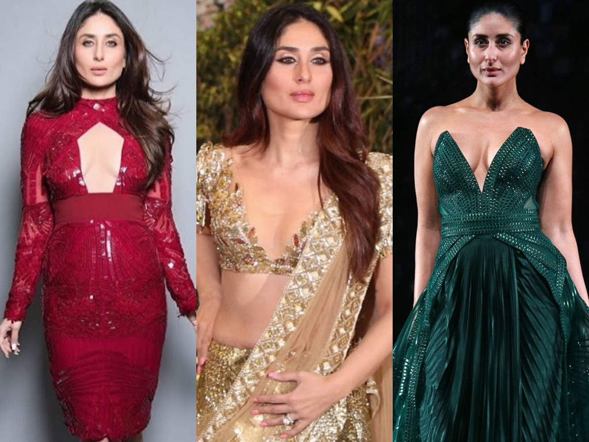 10 pictures that showcase Kareena's idiosyncratic style