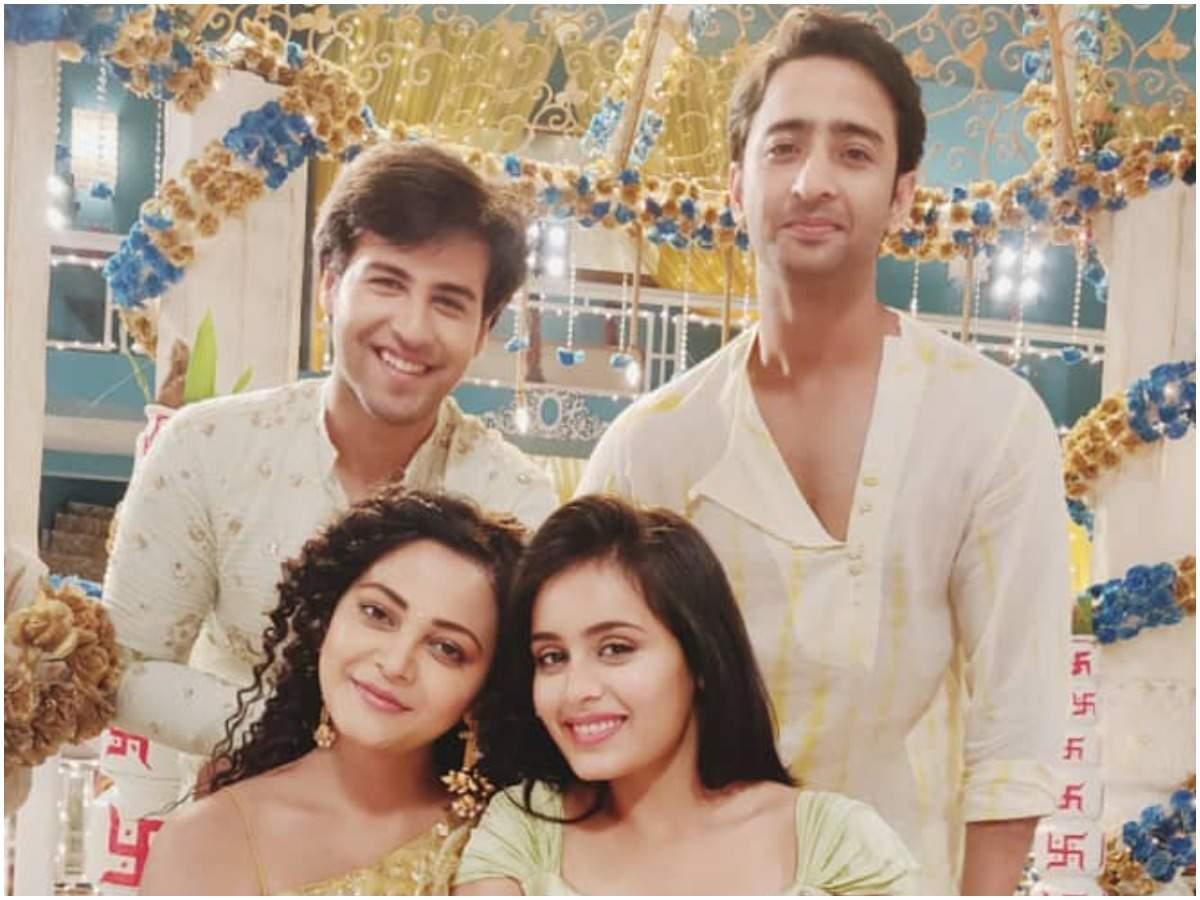 Kavveri Priiyam, Ritvik Arora, Shaheer Sheikh and Rhea Sharma in the show