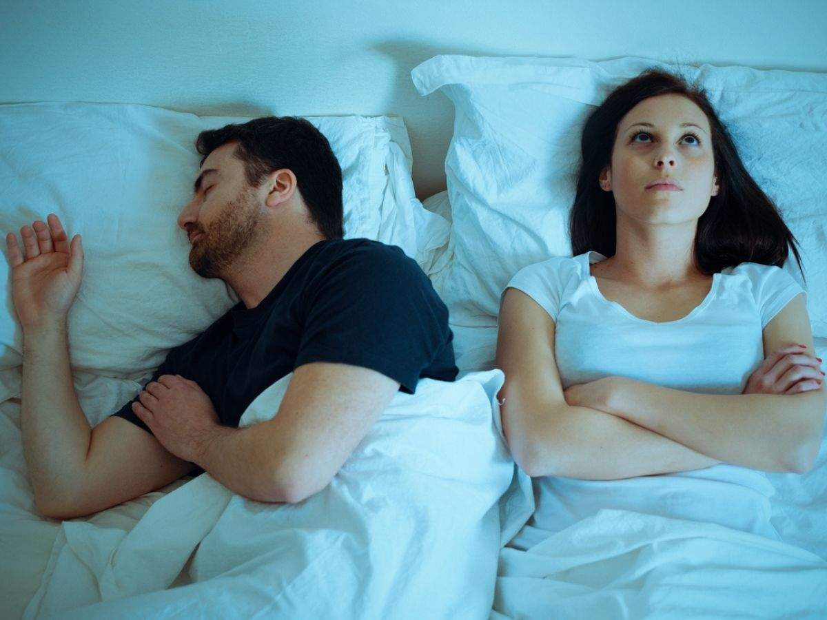 Why men and women lose interest in sex