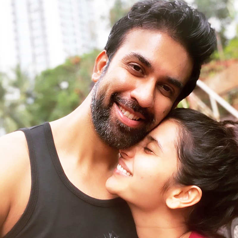 Post separation rumours, Rajeev Sen and Charu Asopa celebrate their first wedding anniversary