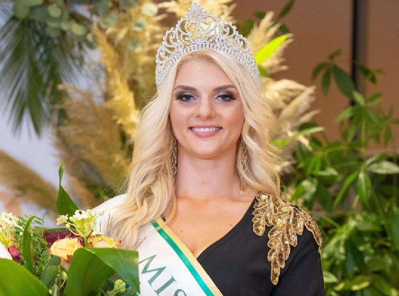 Adrijana Ojsteršek to represent Slovenia at Miss Earth 2020