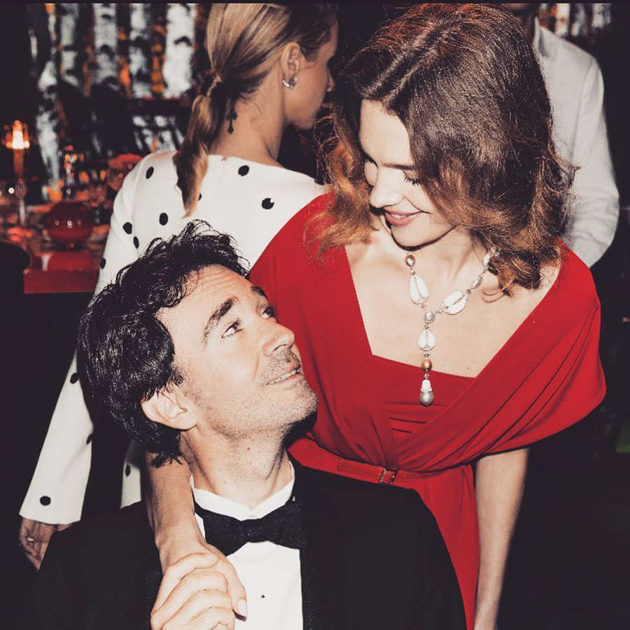Natalia Vodianova tied the knot with long-time love French businessman Antoine Arnault in an intimate ceremony