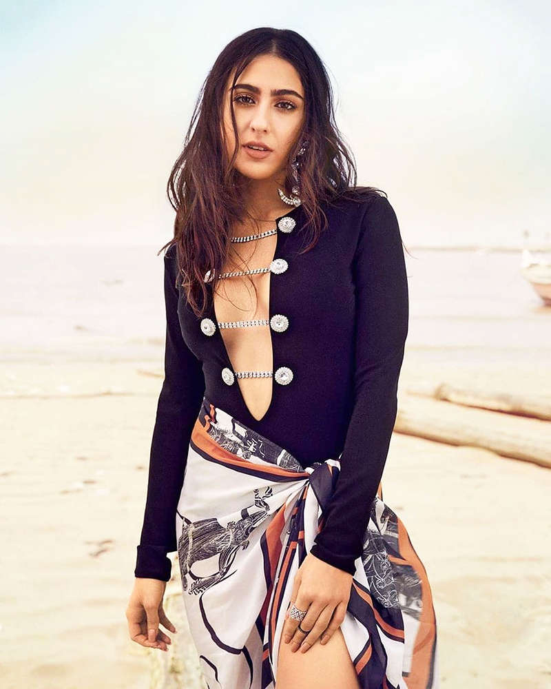 When Sara Ali Khan was mistaken as a beggar for dancing on streets