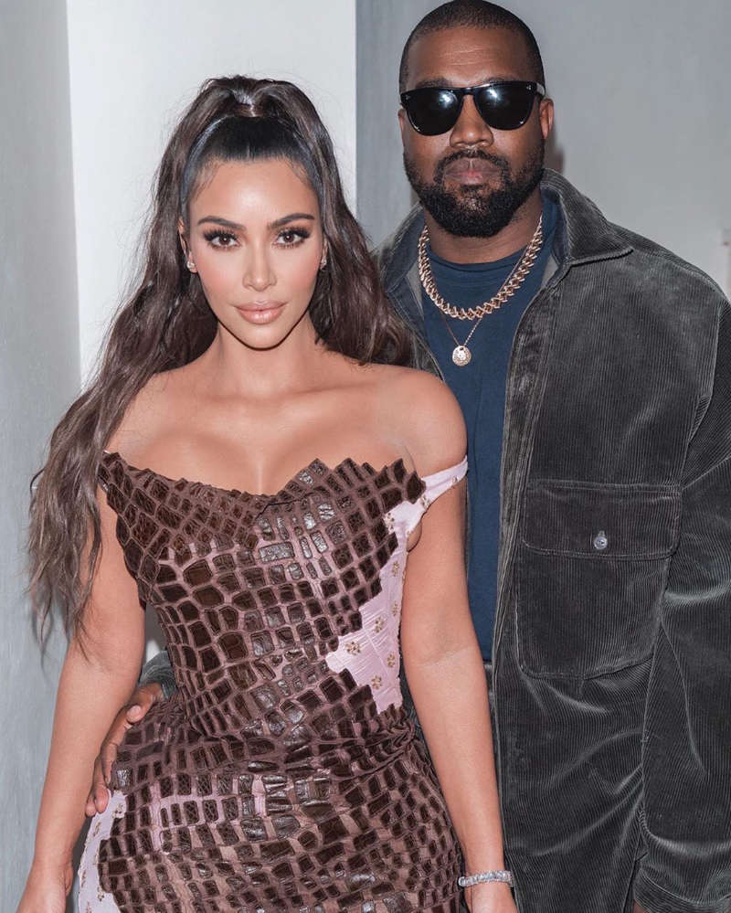 Kim Kardashian set to divorce Kanye West over his stance on abortion: Sources