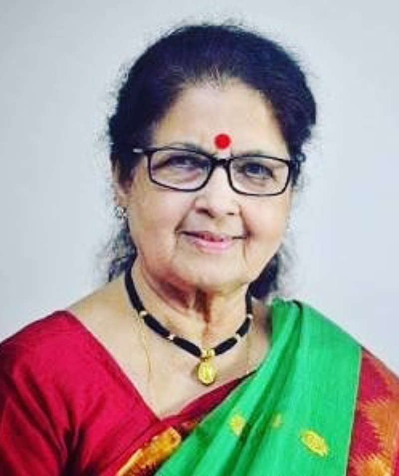Renowned film-theatre actress Ashalata Wabgaonkar succumbs to Covid-19