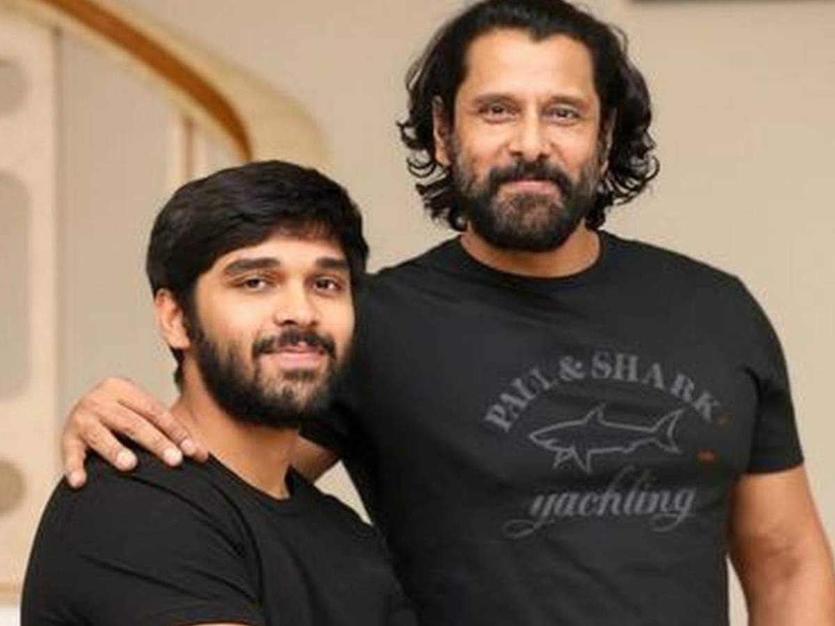 Happy Birthday, Dhruv Vikram: Five films of Vikram that can be remade into  sequels for his son   The Times of India