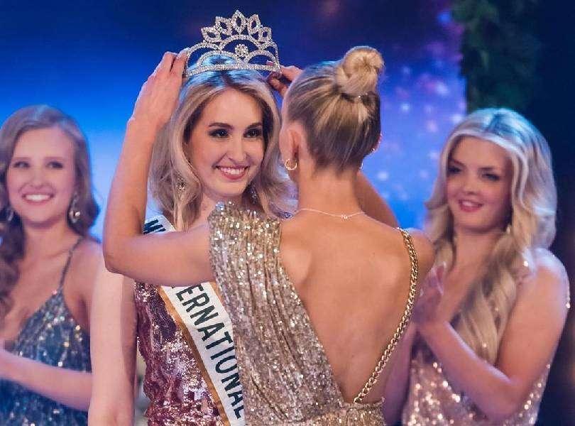 Anna Merimaa appointed Miss International Finland 2020