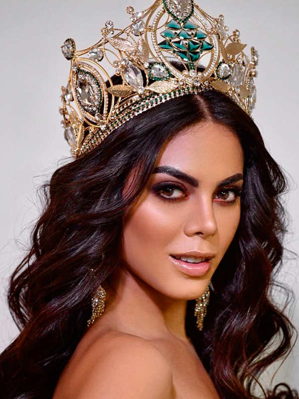 Stephanie Karam selected as Miss Earth Lebanon 2020