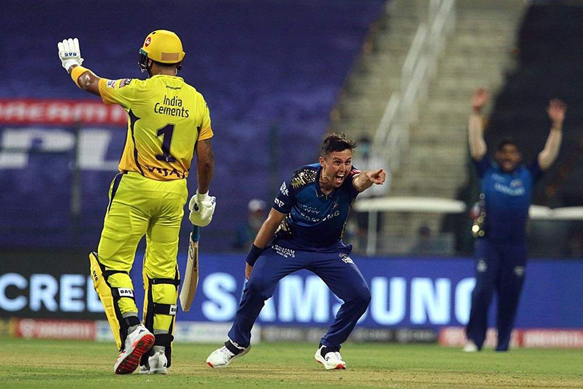 Chennai Super Kings defeated Mumbai Indians by five wickets