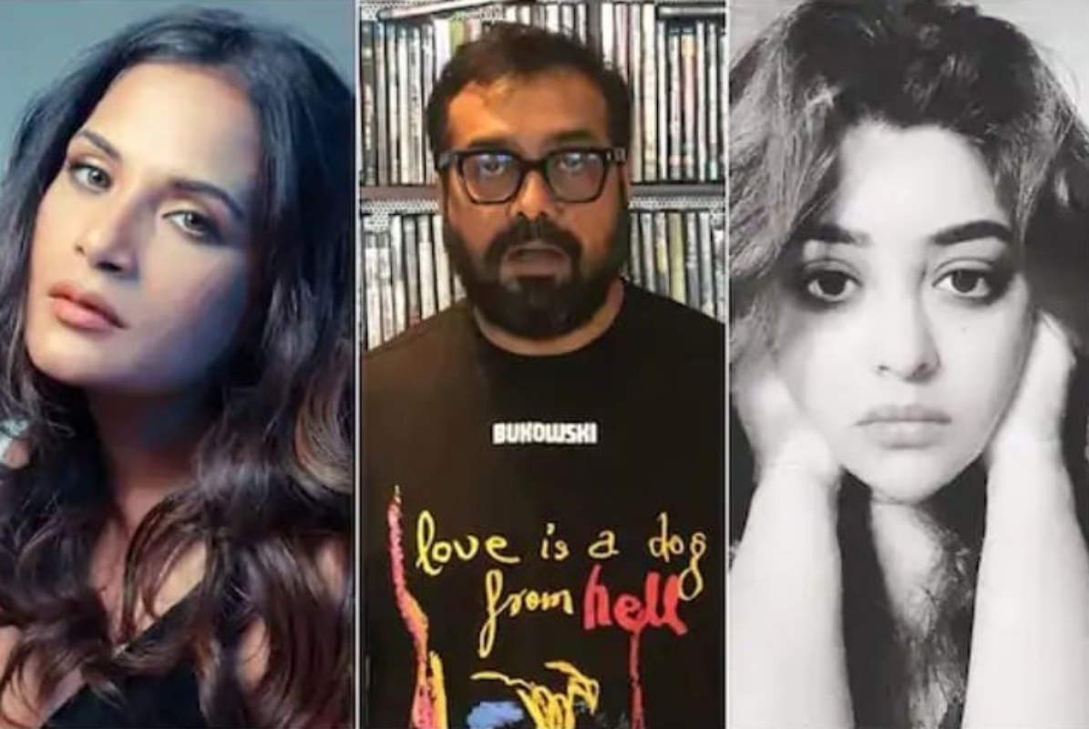 Richa Chadha sends legal notice to Payal Ghosh after her name gets dragged in #MeToo case against Anurag Kashyap
