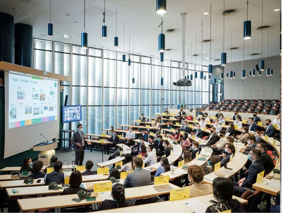New Master in Management programme starts at re-opened INSEAD campus in France