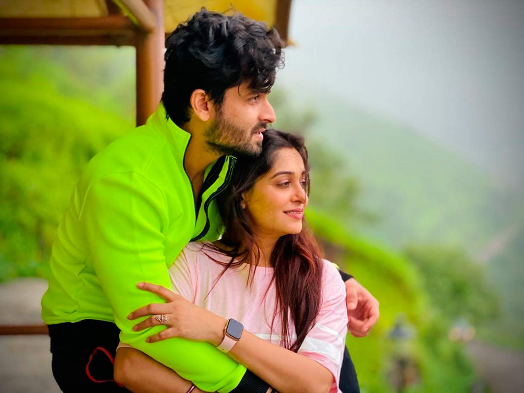 Dipika Kakar and Shoaib Ibrahim go on a much-needed holiday in Lonavala
