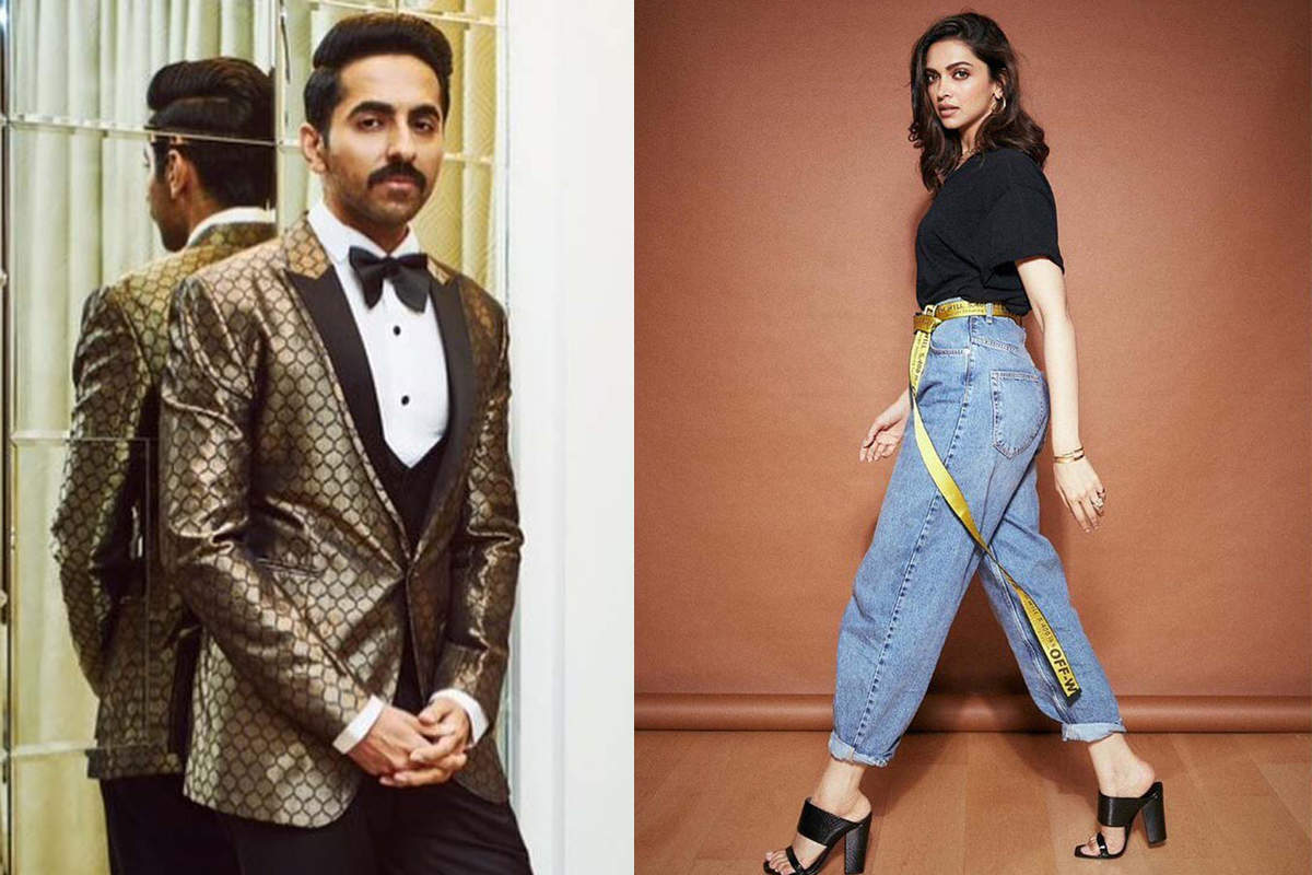 Ayushmaan Khurrana makes it in Time's 100 Most Influential list, Deepika Padukone pays tribute