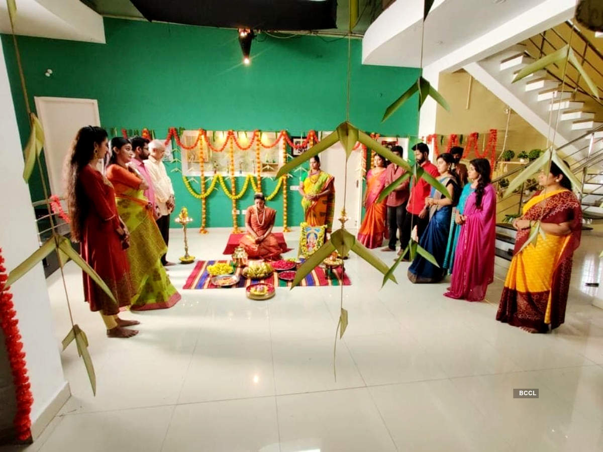 Neelima Rani to play cameo in 'Thirumanam'