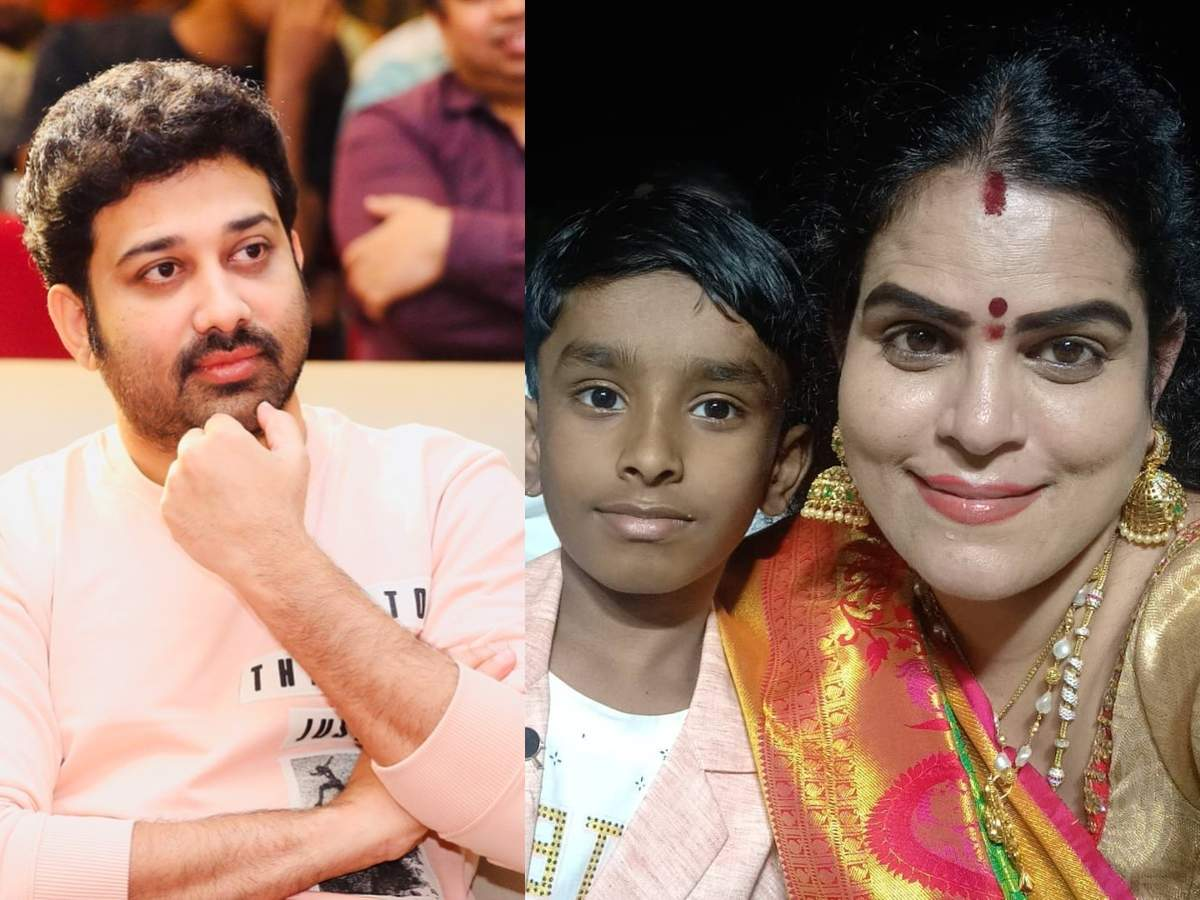 I was relieved to see my mom and kept my promise to Siva Balaji
