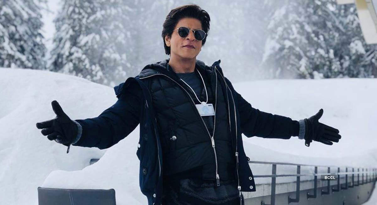 Shah Rukh Khan to play a double role in Atlee's Tamil movie
