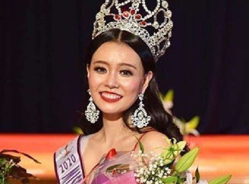 Emiri Shimizu to represent Japan at Miss Supranational 2020