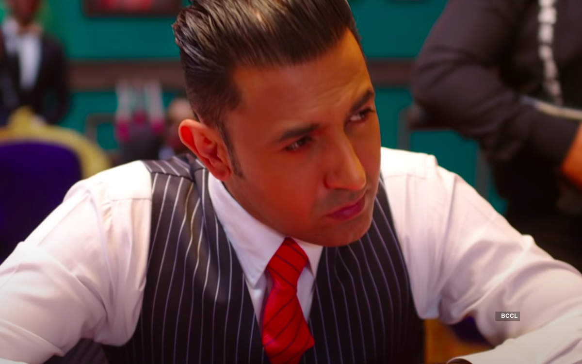 Gippy Grewal's chartbuster 'Ask Them' in collaboration with Karan Aujla is out now!