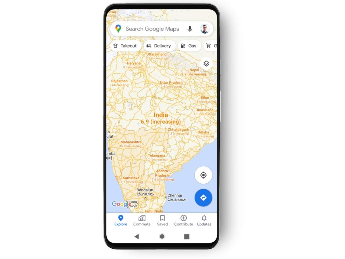 Google Maps gets a crucial Covid-19 feature