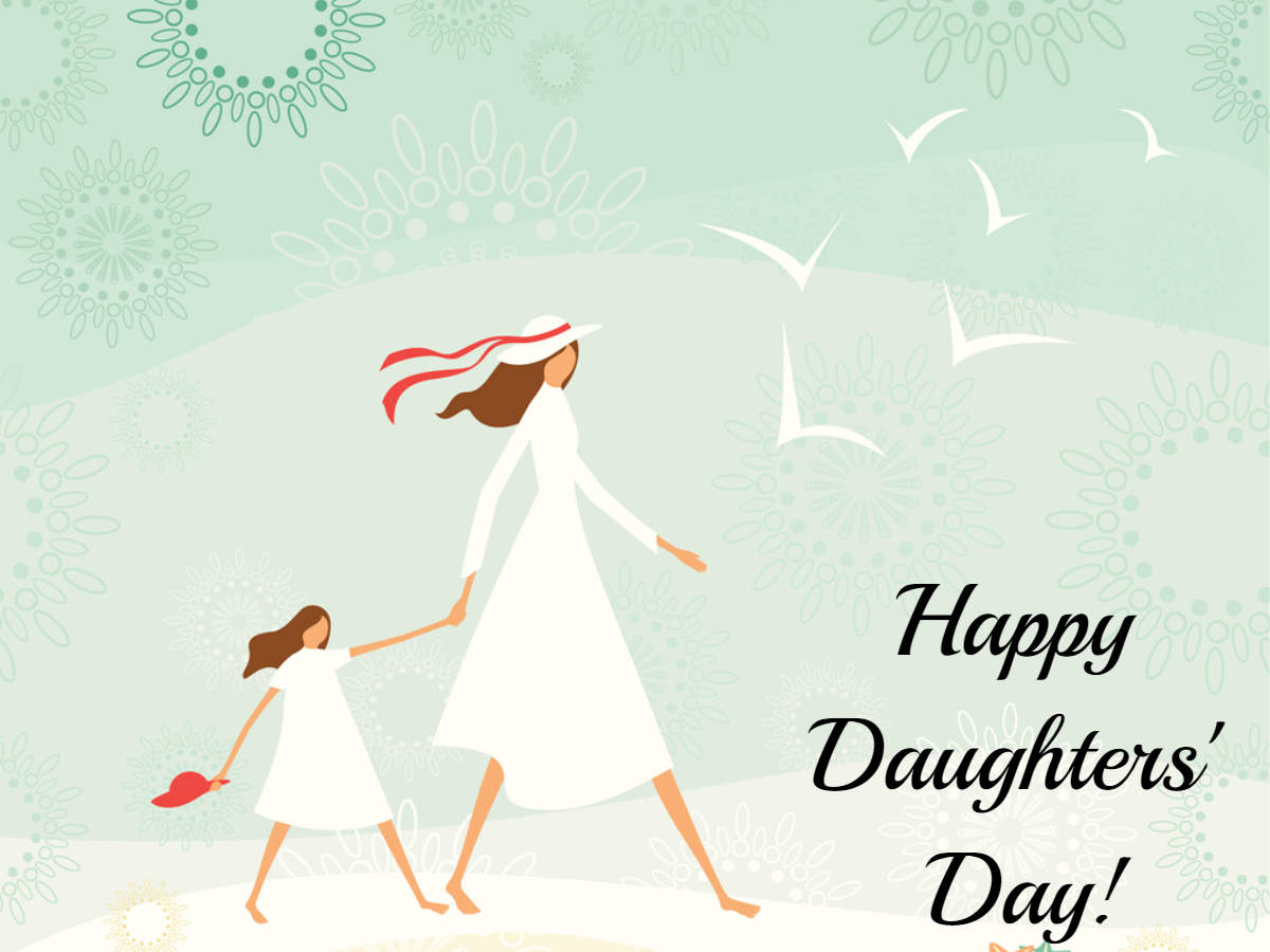 Happy Daughters Day 2020: Messages, Quotes & Wishes
