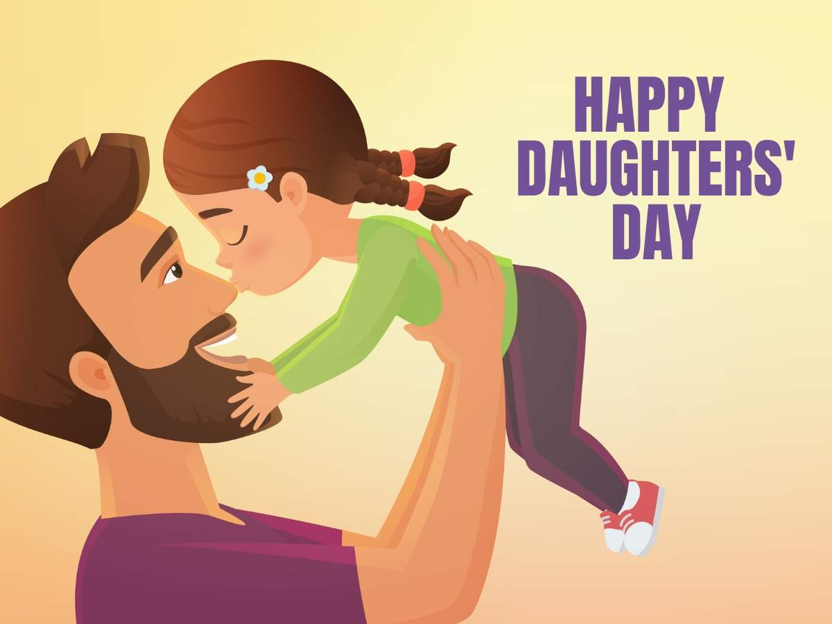 Happy Daughters' Day 2020: Images, Quotes, Wishes, Messages, Cards, Greetings, Pictures and GIFs