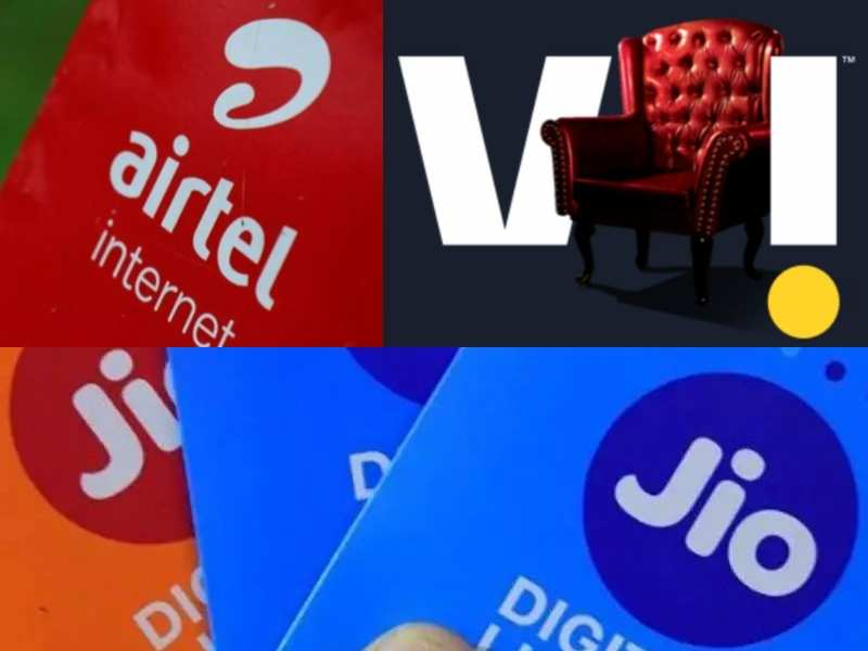 Bharti Airtel vs Reliance Jio vs Vodafone: Biggest gainers and losers