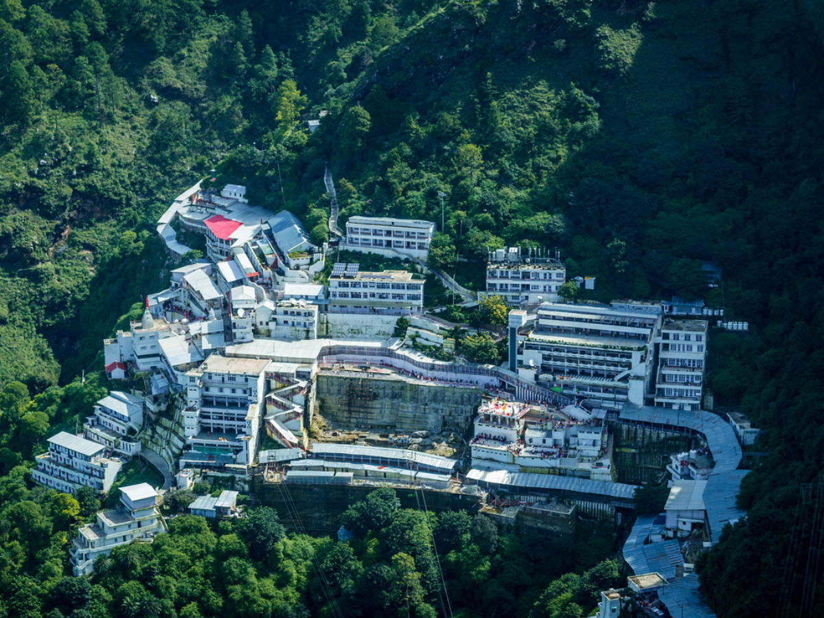 You can now do live darshan of Vaishno Devi Temple on your phone