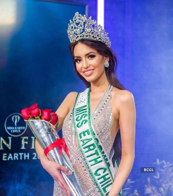 Macarena Quinteros Tapia to represent Chile at Miss Earth 2020